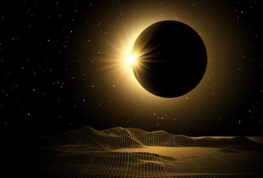 12月15日日全蝕,12星座正確打開幸運2021的方法