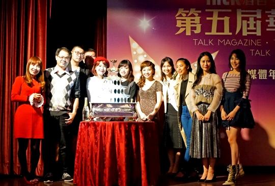 百萬人氣網紅相挺 滔客生活傳媒打造TALK STAR 領軍名人電商創佳績 跨足海外攻佔華人市場