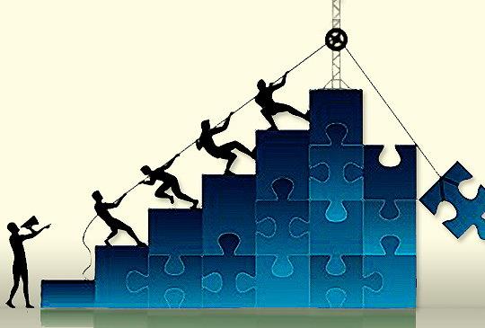 公司經營三階段,職務的【多工、分工、重工】