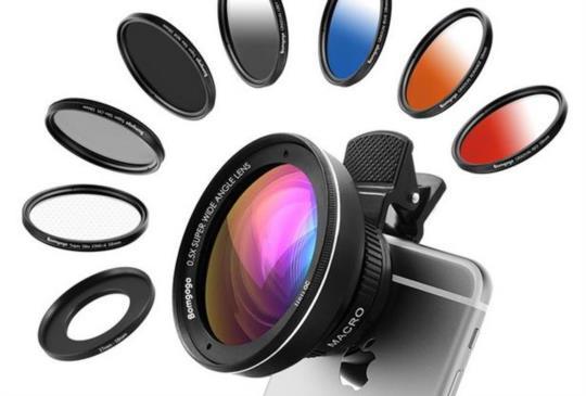 隨拍成癮 Bomgogo Govision L3 Combo十合一廣角手機鏡頭組