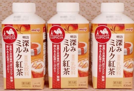 日本超商無極限!日本超商才喝得到的美味奶茶大公開