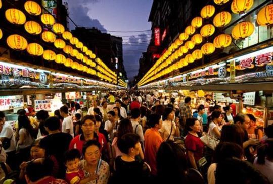 文化豆知識:台灣夜市的前身