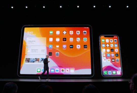 【WWDC 2019】iPad 朝向專業化應用,iPadOS 自 iOS 分離