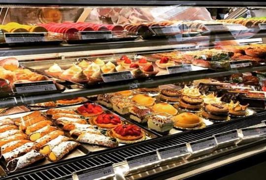 【澳洲.墨爾本】必推英式百年蛋糕店&什麼都有的Brunetti Cafe