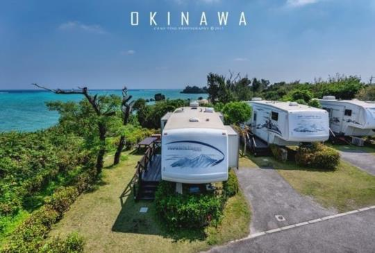 沖繩【 Woodpecker Nakijin 今歸仁露營車】完美初體驗