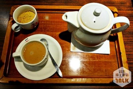 永和24小時茶館,夜貓子吃飯聊天好去處!