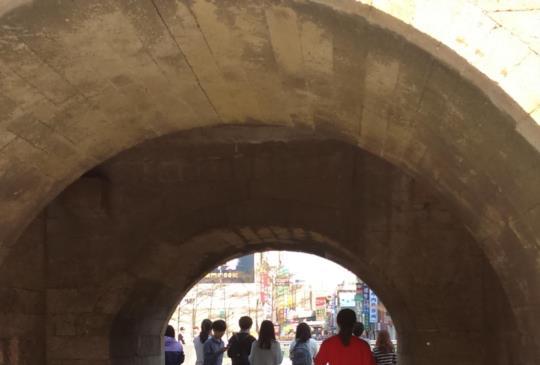 新竹東門城*與新竹相遇在護城河畔*