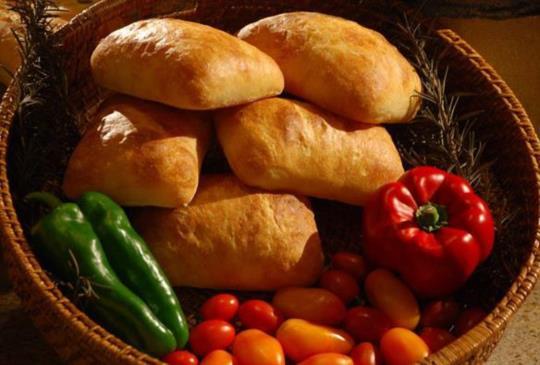 精品義大利無奶油麵包 每天限量供應的健康地中海原味