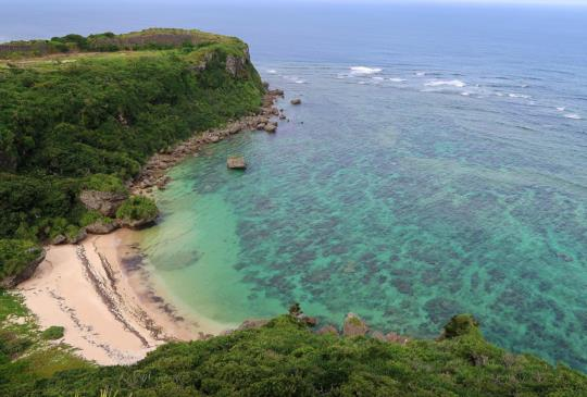 【沖繩】十大必去的陽光海灘及海景勝地