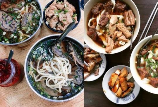 【如果你愛台灣地道美食,不得不吃的三間排隊牛肉麵】