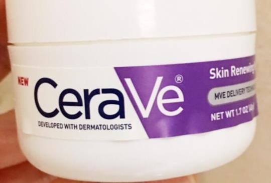 「連續101天的美麗分享」第四天《CeraVe Skin Renewing Night Cream》