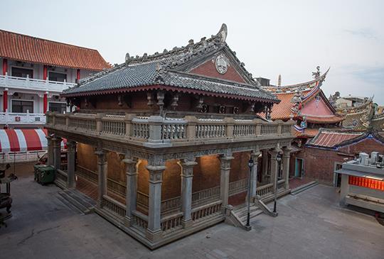南瑤宮的觀察課│彩繪、雕刻、木作、香爐字│彰化主題導覽體驗