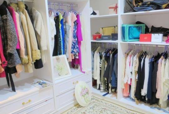 [花宅]夢想中的寢室&更衣間。改造房間大作戰