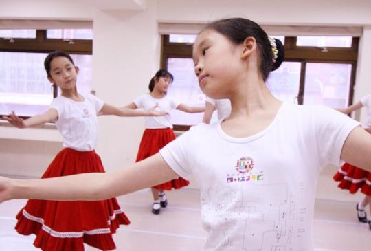 跳舞環遊世界  打開身體與國際脈動共振