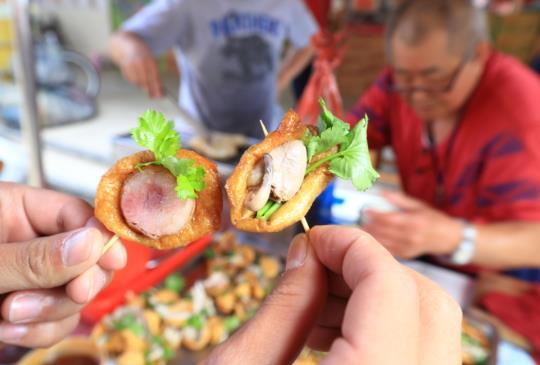 [宜蘭美食] 尚青尚好吃~傳統古早味一串心