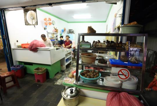 [花蓮美食] 私房中的私房~無名老麵店