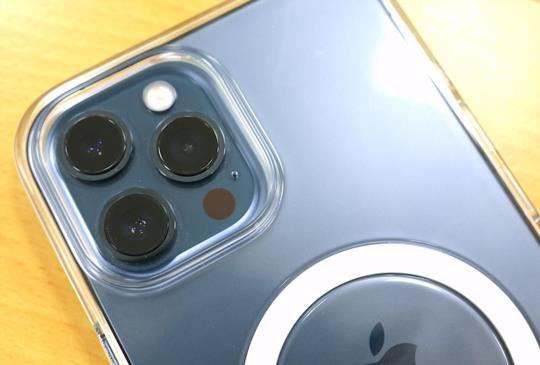 iPhone 12 Pro Max 保護殼不能裝到 iPhone 13 Pro Max 但反過來可以