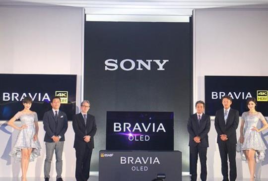 大尺寸、OLED 電視成趨勢,Sony 2018 全新 BRAVIA 系列在台登場