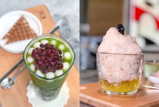 (台北)來自高雄的人氣冰品!台北終於也能吃到的了!每種口味都想來一碗啊!