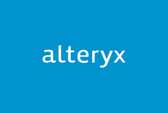 Alteryx(AYX) 資料即是黃金