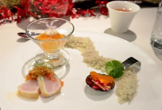 【2015台南美食節】說菜的藝術:在地創意料理的廚藝對話