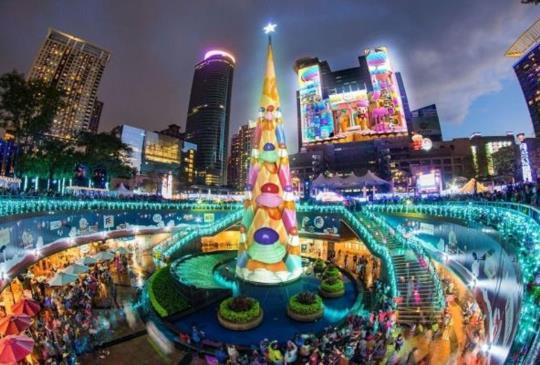 【2019聖誕節特輯】新北+桃園兩大耶誕活動,精選8大亮點報給你知!