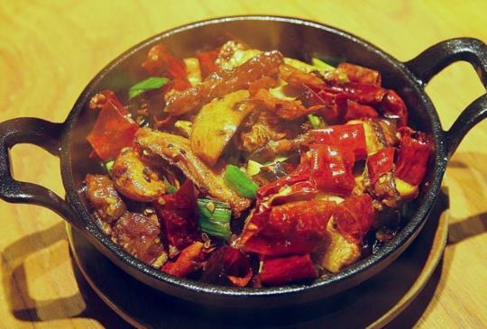 【台北 開飯川食堂 沒吃過這麼好吃的川菜】
