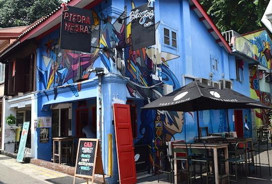 搞懂5重點,一個人也能簡單自助遊新加坡