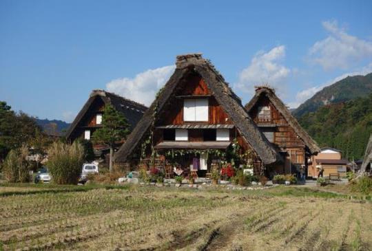 【日本】到合掌村自助一點都不難!一張票從名古屋玩遍合掌村、飛驒高山