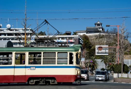 【都心的動脈,日本的電車文化】