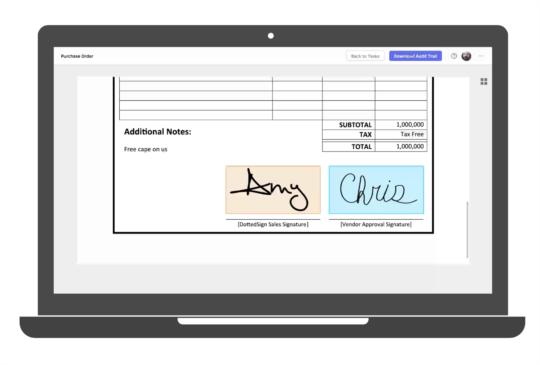 電子簽名工具比一比,點點簽DottedSign厲害在哪裡?