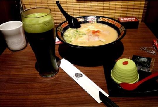日式拉麵控千萬不能錯過的【一蘭拉麵】
