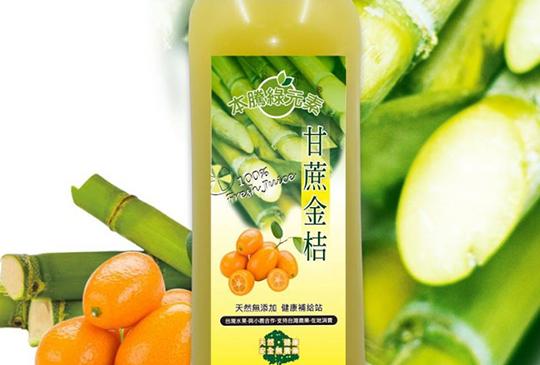 【本騰綠元素 ✕ 江宜汾】健康本土甘蔗飲品!藏在連鎖手搖飲料業背後的辛酸故事!