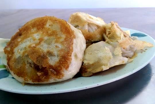 【新竹竹東超人氣早餐店】阿胖豆漿 福州包、粄條蛋餅超美味