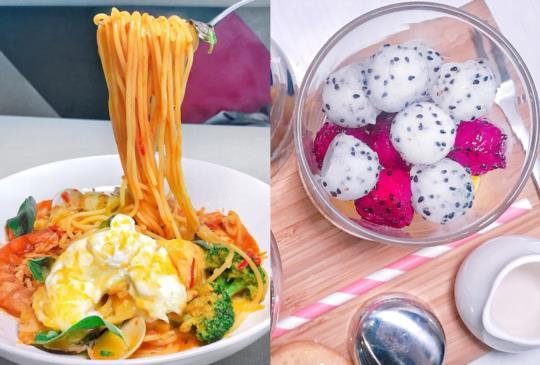 (新北)位於大坪林站的30Cafe義式料理品項多到眼花撩亂的美味!