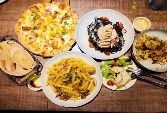 [ Cin Cin Osteria 請請義大利餐廳 ] 高CP值聚餐首選!