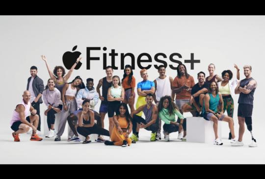 Apple 2020 秋季發表會,全新內容訂閱服務 Fitness+ 帶來更多軟實力