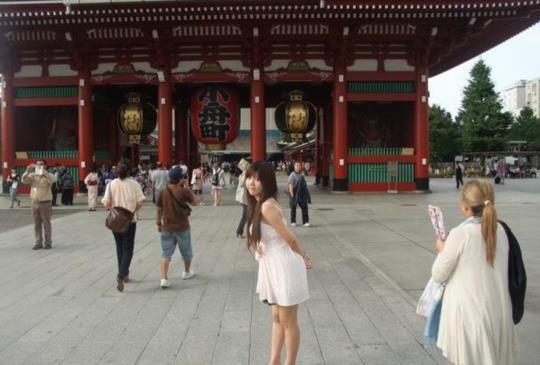 【[東京自由行]淺草雷門&明治神宮 連這地方都這麼美~】