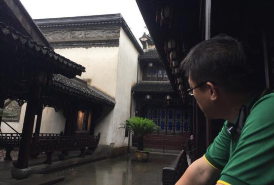 商戰直播預告(杭州胡雪巖故居)