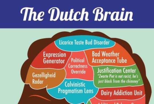 【Holland、Dutch、and the Netherlands 都是指荷蘭,到底差在哪?】