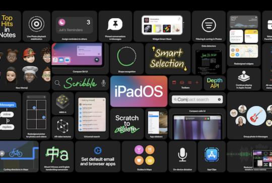 【WWDC 2020】iPadOS 與 iOS 14 同步更新,且 Pencil 更好用了
