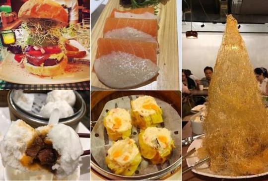 【別以為素食只能食草!香港5間吃到漢堡壽司的素食餐廳】