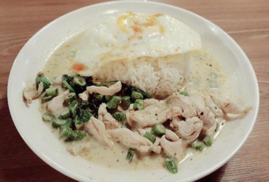 台大附近超夯泰式料理-Lazy Thai 泰