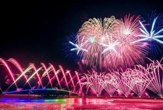 【完整攻略】2019澎湖海上花火節 這樣玩從早High到晚