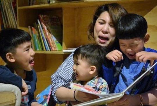 【親子共讀,就從0歲開始】分齡共讀,我的經驗分享