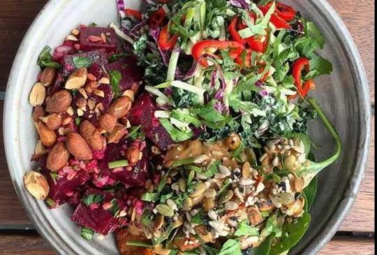 減肥也要吃美食!墨爾本Top 10最好吃的沙拉