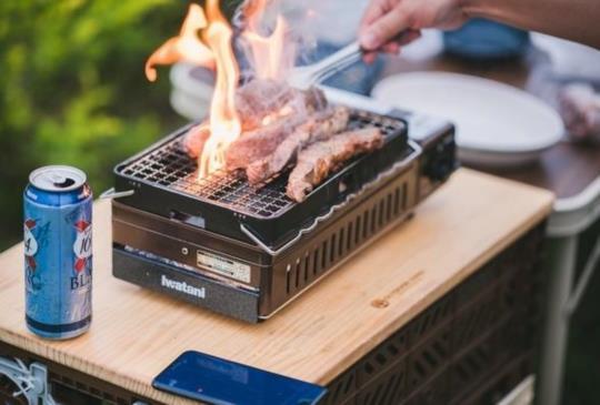 露營一定要的各種烤