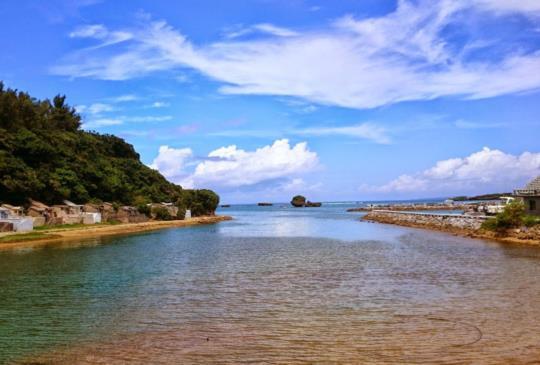 【沖繩.逍遙游一下】屬於你的專屬海灘