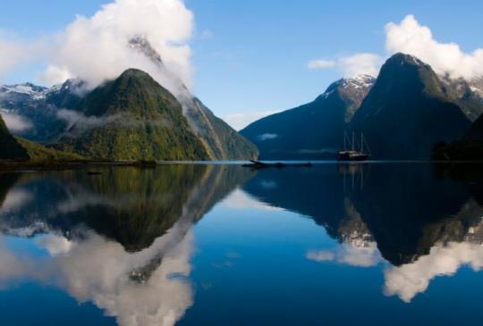 有一種風景,叫做紐西蘭;有一種胸懷,叫做留給下一代