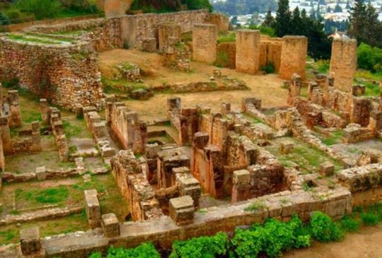 北非【突尼西亞】一睹世界珍貴遺產迦太基文明